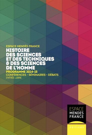 Parution du livret programme 2014-2014 d'histoire des sciences et des techniques