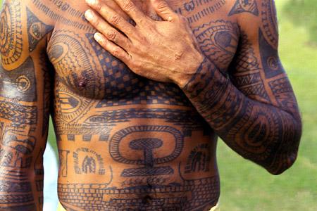 Les tatouages polynésiens : quand patrimonialisation ne rime pas avec transmission