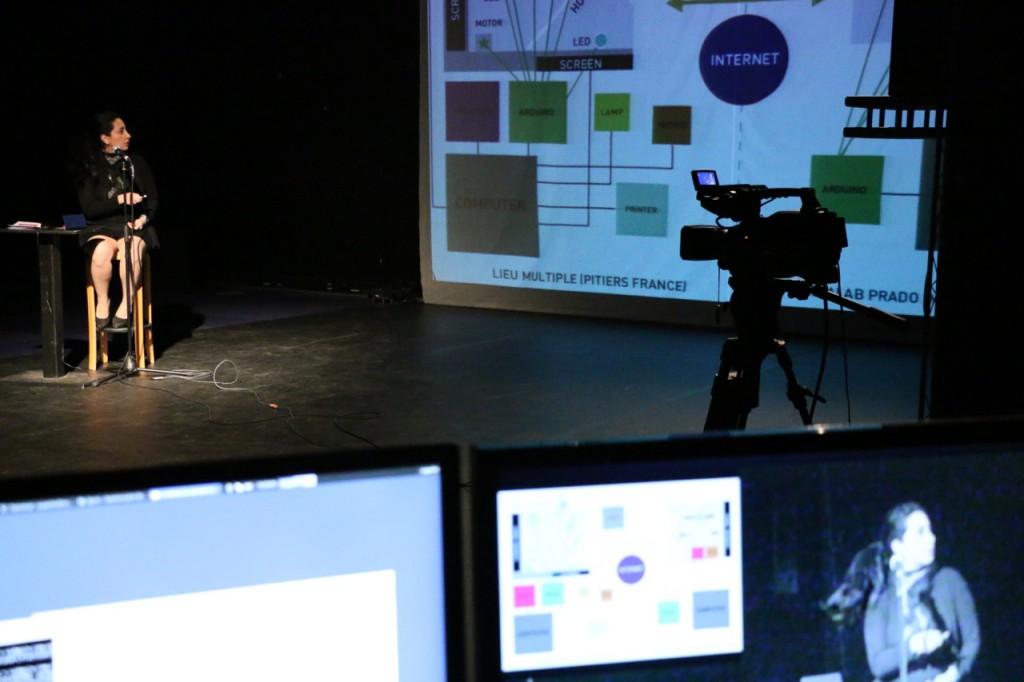 Carnival : système modulaire pour une téléprésence distribuée par Intact Project