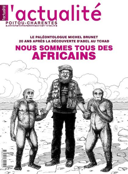 L'Actualité Poitou-Charentes n°107