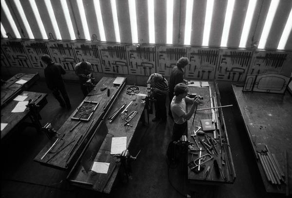 Le travail incarcéré — Photographies de Manuel Vimenet