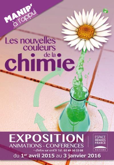 L'exposition Les nouvelles couleurs de la chimie sera fermée samedi 22 août