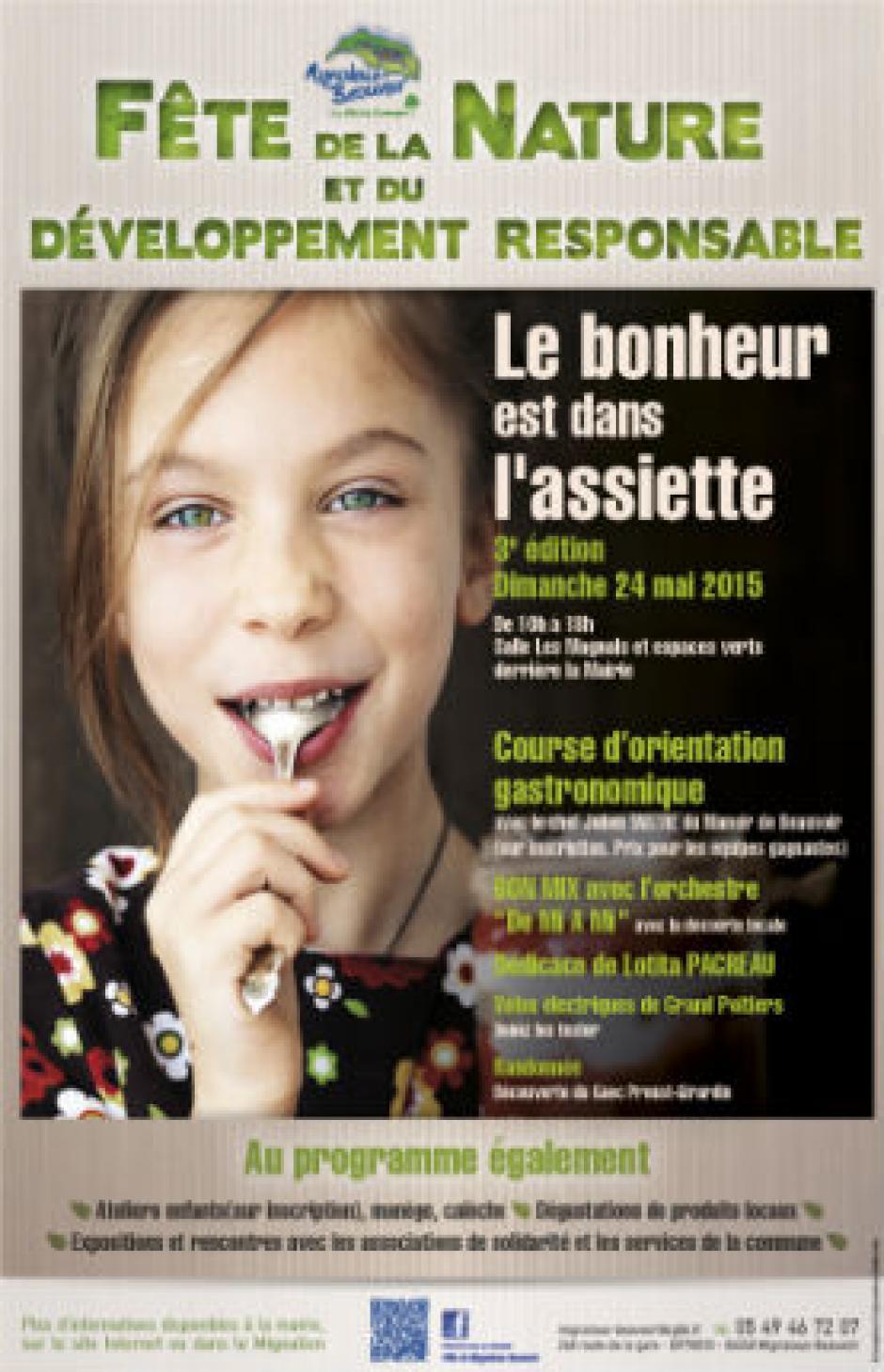 Fête de la nature et du développement responsable – Mignaloux-Beauvoir