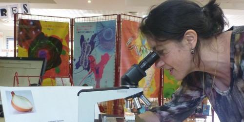 La science se livre à la médiathèque de Cherves-Richemont