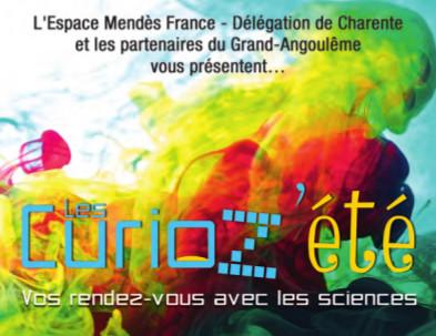 Les Curioz'été en Charente