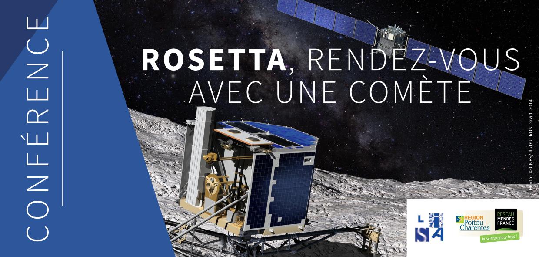 Rosetta, rendez-vous avec une comète