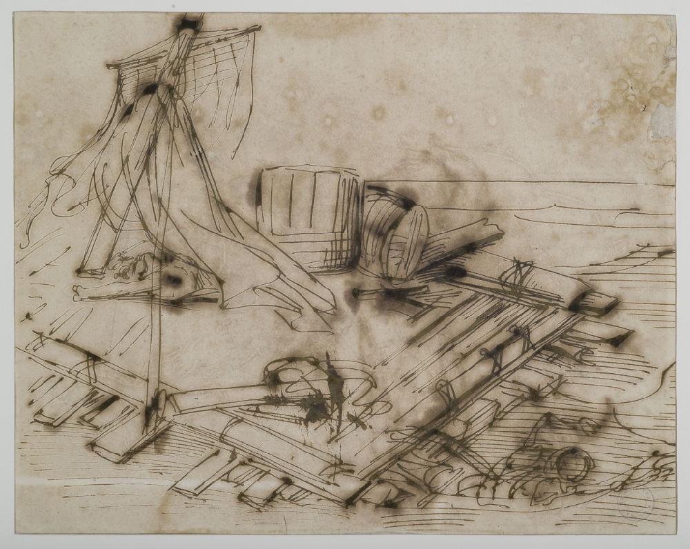 Le drame dans l'oeuvre : visite guidée au musée + projection «La véritable histoire du radeau de La Méduse»