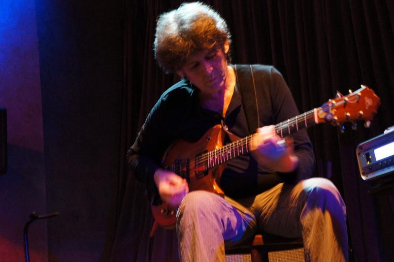 Concert – Richard Pinhas (FRA) & Sax Ruins (JPN)
