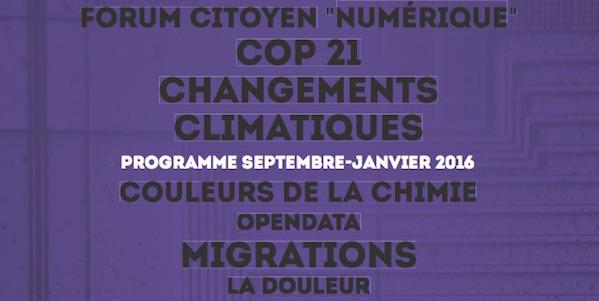 Sortie du programme de L'Espace Mendès France, septembre 2015