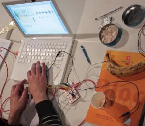 Atelier fabrique d'objets sonores + concert – Au Free Market