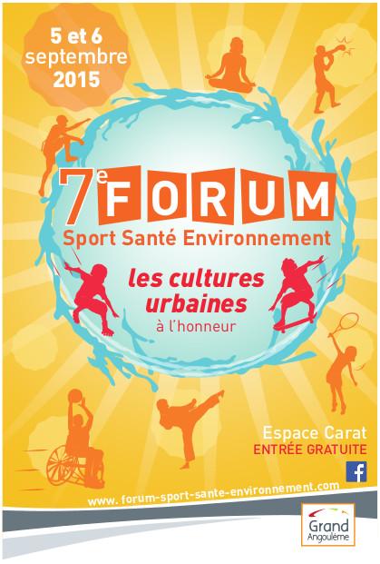 L'EMF présent au forum sport, santé et environnement – Isle-d'Espagnac