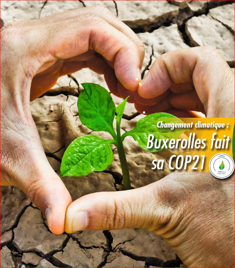 Buxerolles fait sa COP21