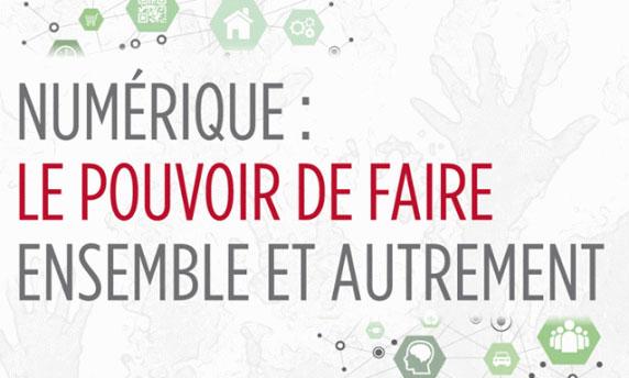 Vidéo et interviews du C2E 2015 – Numérique: le pouvoir de faire ensemble et autrement!