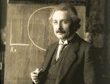 Le pays où habitait Albert Einstein