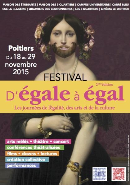 Festival d'égale à égal – Journées de l'égalité, des arts et de la culture