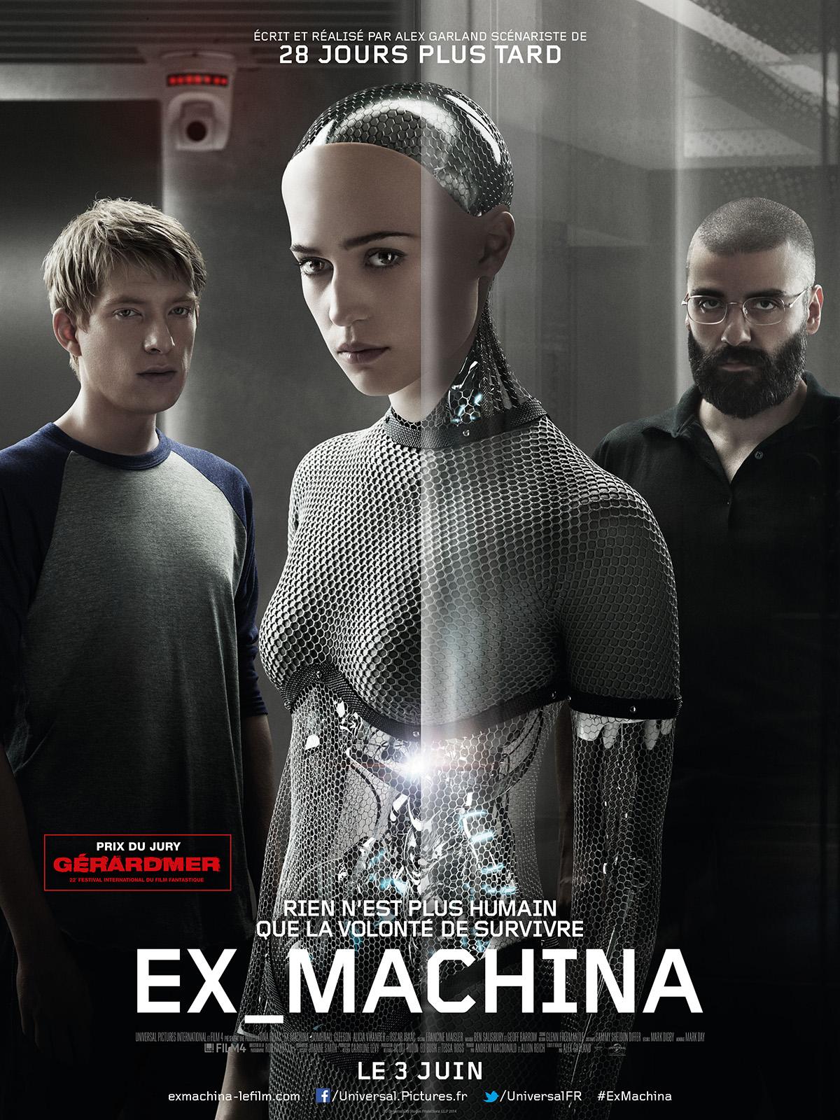 Projection de Ex-Machina