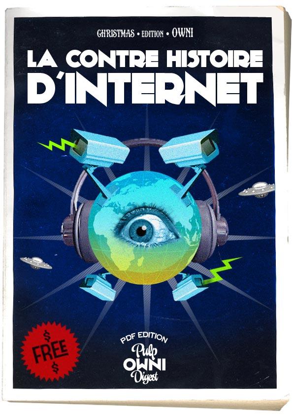 Projection de Une contre-histoire de l'Internet