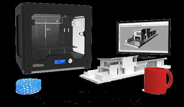 Découverte de l'imprimante 3D