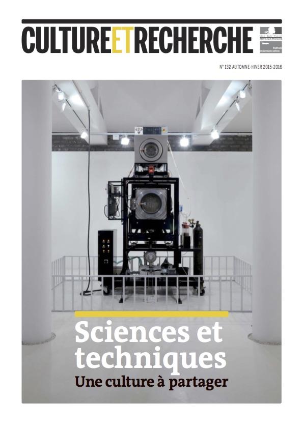 Sciences et techniques. Une culture à partager