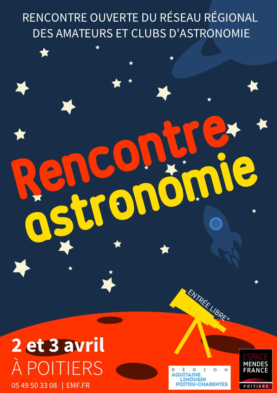 Rencontre astronomie
