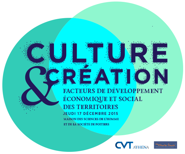 Culture et création comme facteurs de développement économique et social des territoires