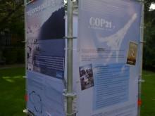 Exposition COP21 au Chili