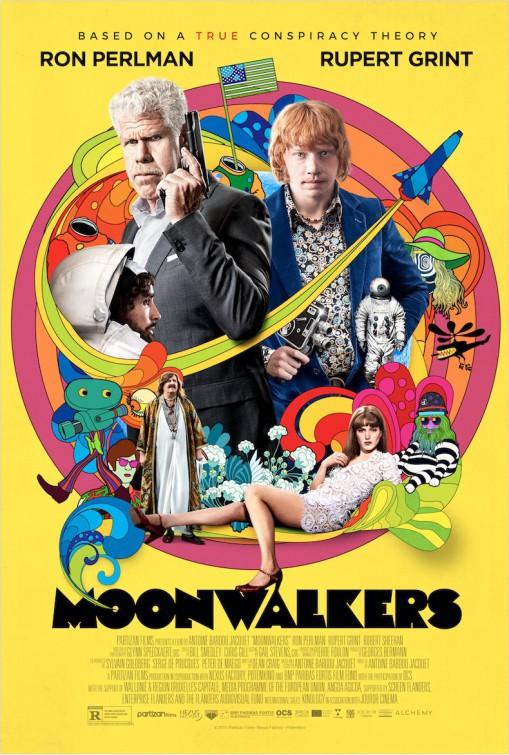 Avant première à Poitiers : Moonwalkers