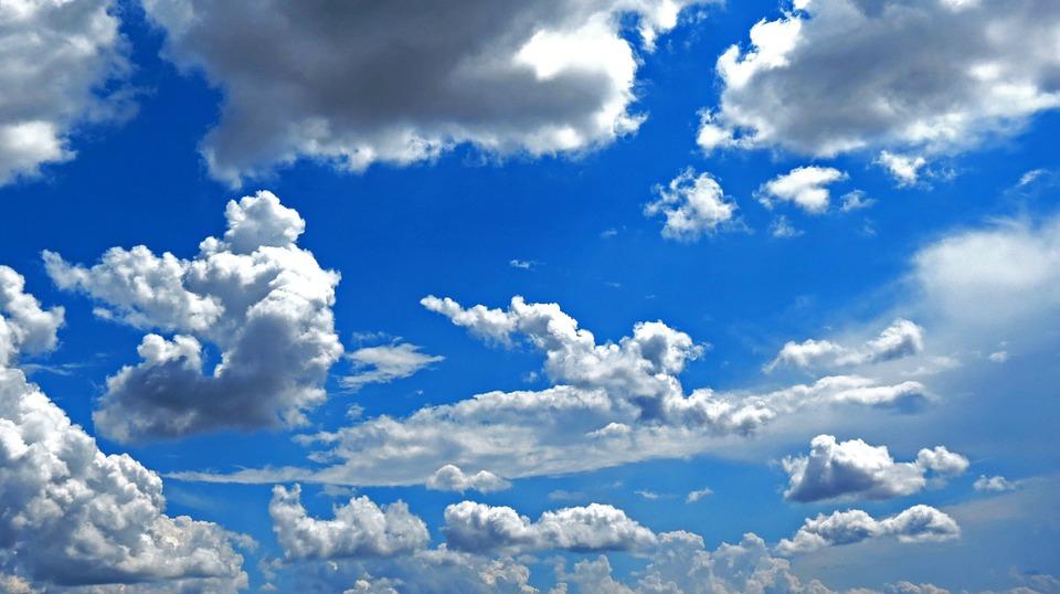 La magie des nuages, l'eau dans tous ses états