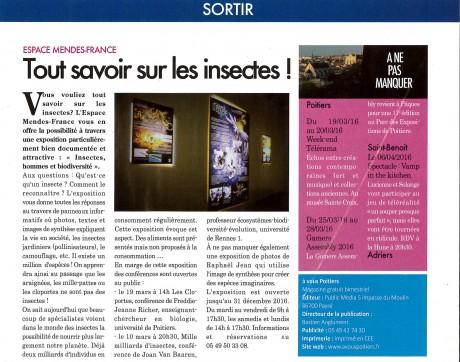 A vous Poitiers - Mars 2016