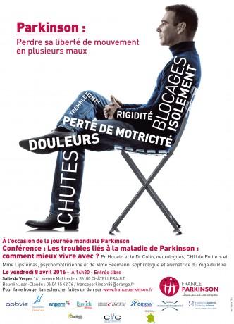 Journée mondiale Parkinson 2016
