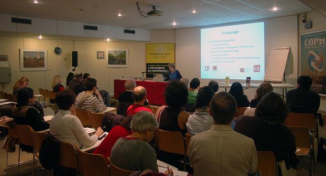 Cinquièmes journées d'automne européennes et francophones de la créativité dans les territoires