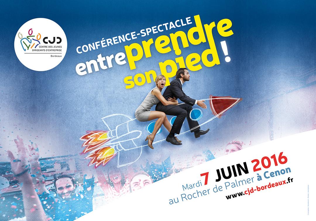 Conférence annuelle – CJD Bordeaux – 7 juin 2016