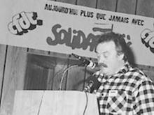 France Joubert – Une vie de combat syndical à la CFDT