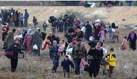 Réfugiés en images, images de réfugiés : la mise en scène de la crise actuelle des réfugiés en Europe