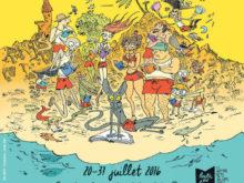 Les animations estivales en Charente – La grande fête du livre pour la jeunesse