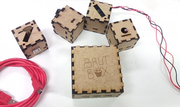 Brut Box à l'Espace Mendès France // Vidéo