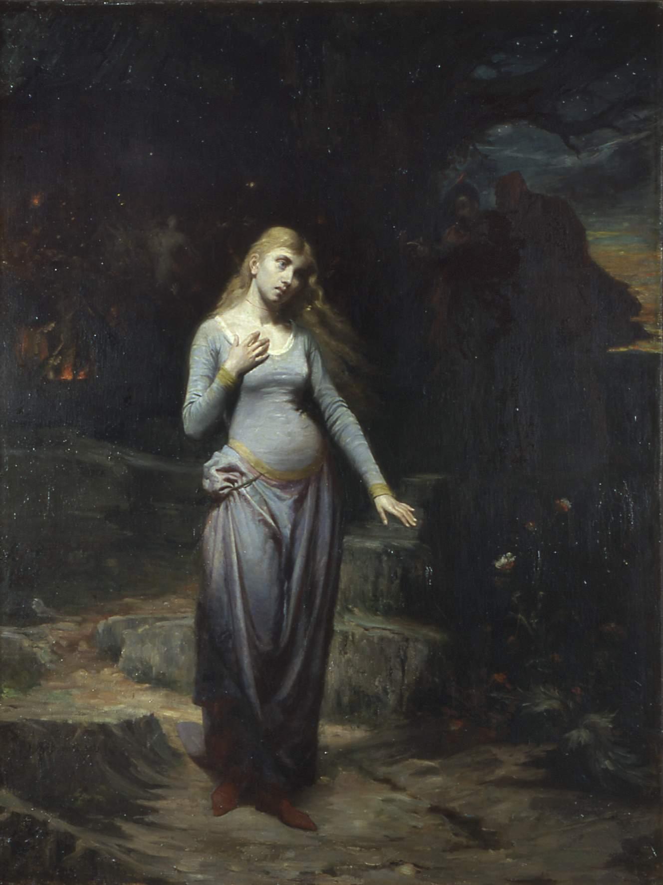 Accrochage : Marguerite et Faust, un amour tragique in fine
