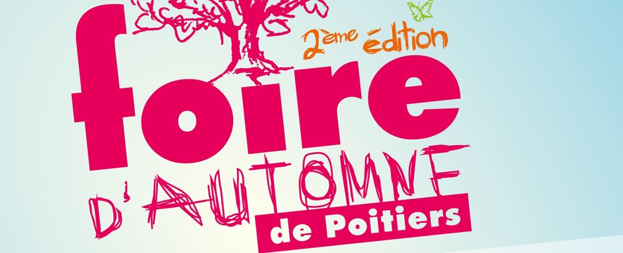 La Fête de la science à la Foire d'automne de Poitiers  // 7, 8 et 9 octobre 2016