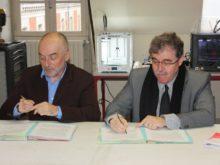 Signature convention de partenariat avec l'EESI
