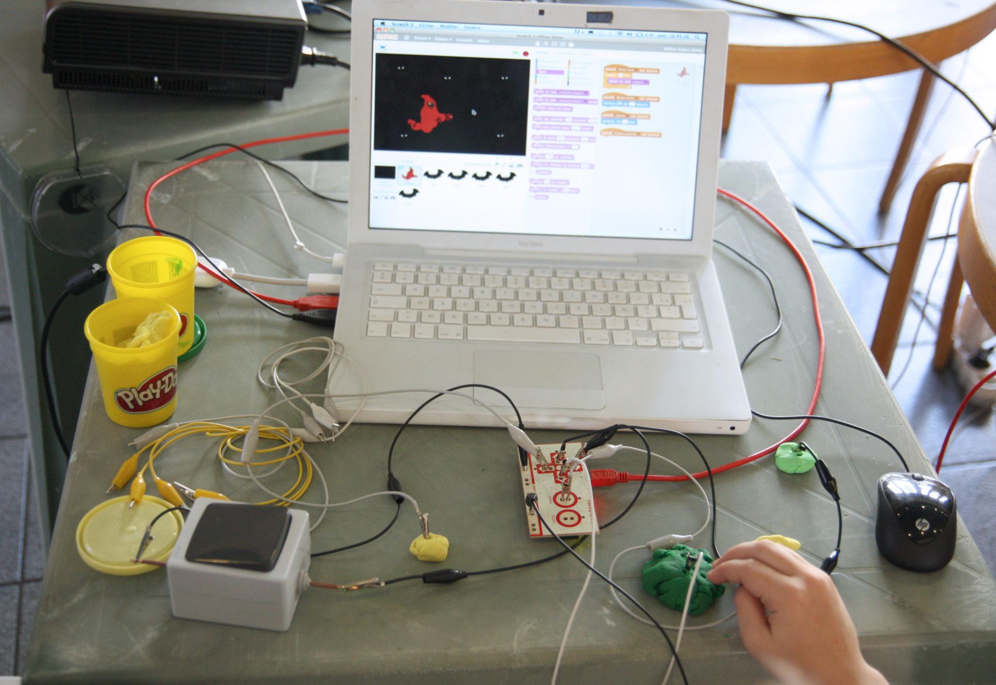 Atelier de création sonore