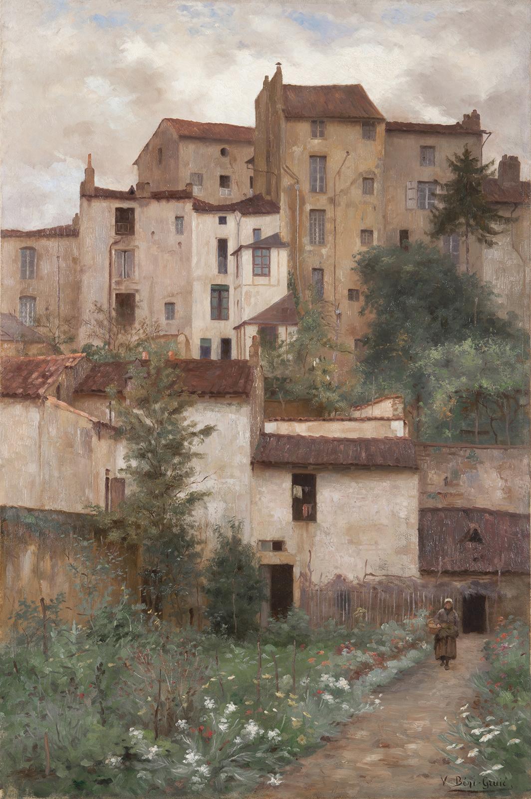 Le Poitou en peinture