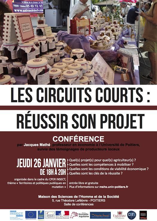 Les circuits courts : réussir son projet