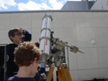Journées consacrées à l'astronomie // Jeudi 1er & Vendredi 2 Juin 2017 au LISA