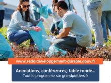 Semaine du développement durable // Du 29 mai au 4 juin
