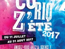 Nouvelle programmation d'animations scientifiques Les Curioz'été à l'ESPE d'Angoulême.