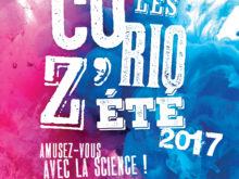 Curioz'été – tout le programme de l'été 2017 à Poitiers