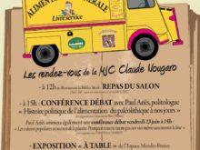 Salon du livre à Montmorillon // 24 et 25 juin 2017