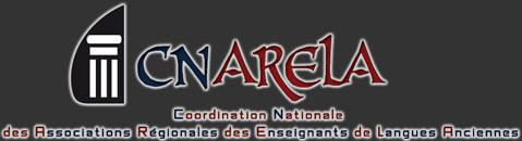 Journées d'octobre de la CNARELA – Poitiers