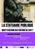 Statuaire publique : objet d'histoire ou d'histoire de l'art ?