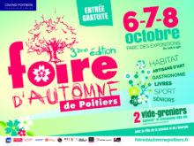 La Fête de la science à la Foire d'automne de Poitiers – 6, 7 et 8 octobre 2017